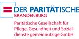 Paritätische Gesellschaft für Pflege, Gesundheit und Sozialdienste gGmbH